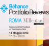 Behance portfolio reviews - maggio