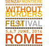 Senza frontiere/withoutborders 2014
