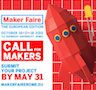 maker faire rome call4makers